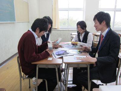 大町岳陽高等学校